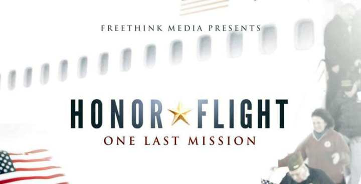 Honor Flight Poster Closeup