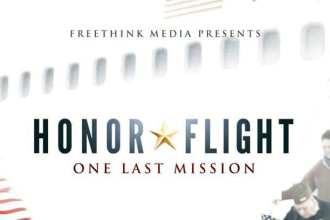 Honor Flight Poster Closeup