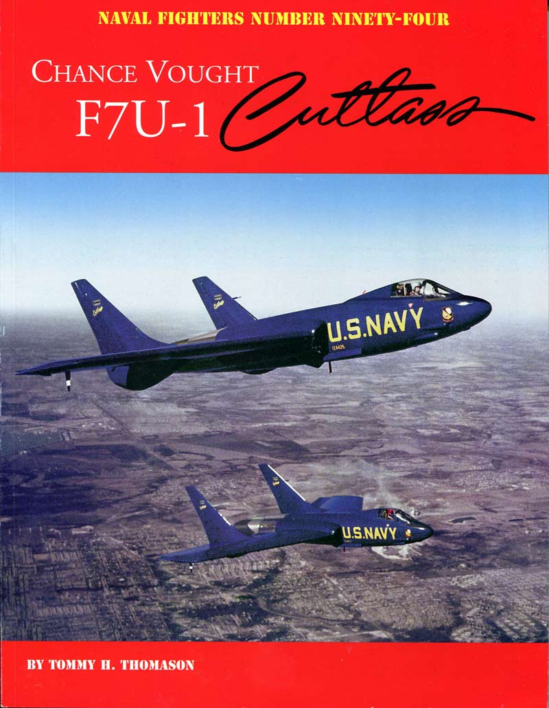 Chance Vought F7U-1 Cutlass Cover