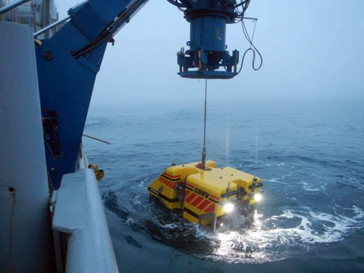 Phoenix's Curve-21 Remotely Operated Vehicle (ROV)