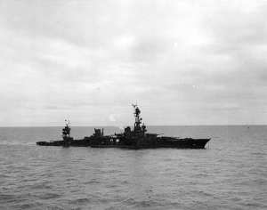 USS Chicago (CA 29)