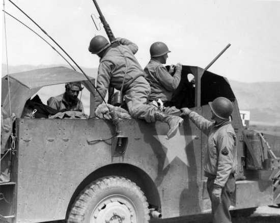 Lt. Gen. George S. Patton