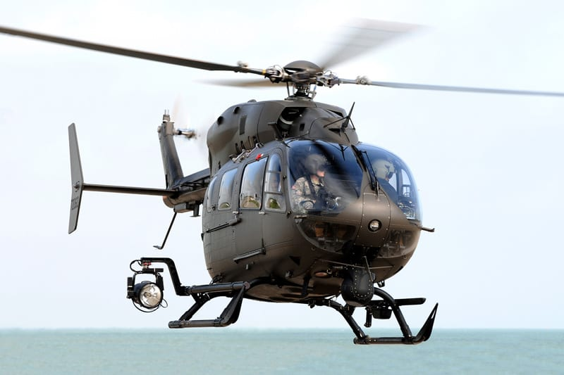 UH72 Lakota Could Be a Candidate for Air Force Duty  Defense Media Network
