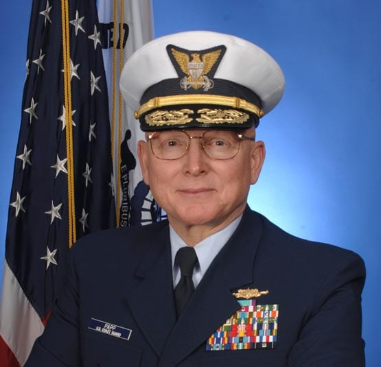 Coast Guard Commandant Adm. Bob Papp