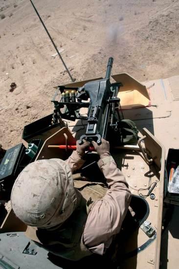 MK 19 Automatic Grenade Launcher