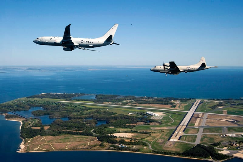From the P3C Orion to the P8A Poseidon  Defense Media Network