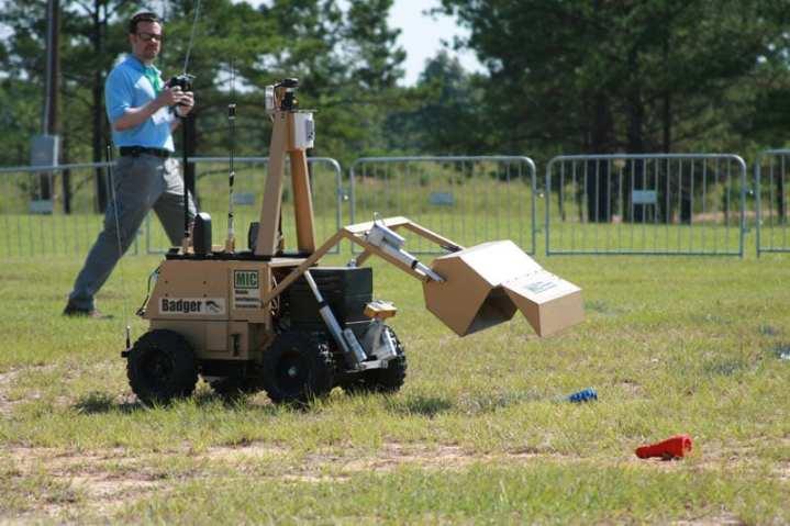 Badger Robotics Rodeo