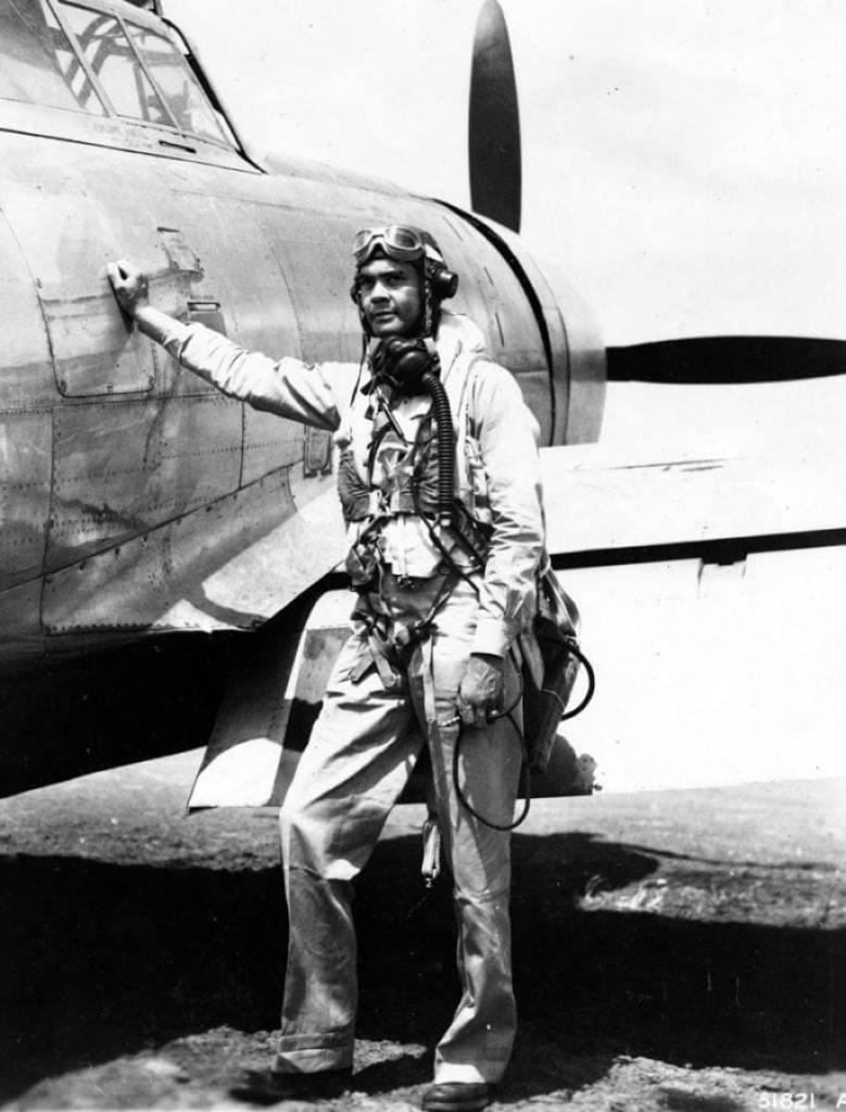 Lt. Col. Benjamin O. Davis