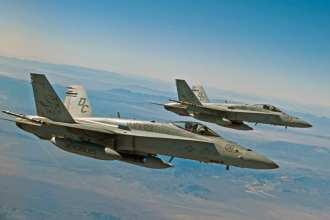 FA-18C-hornets