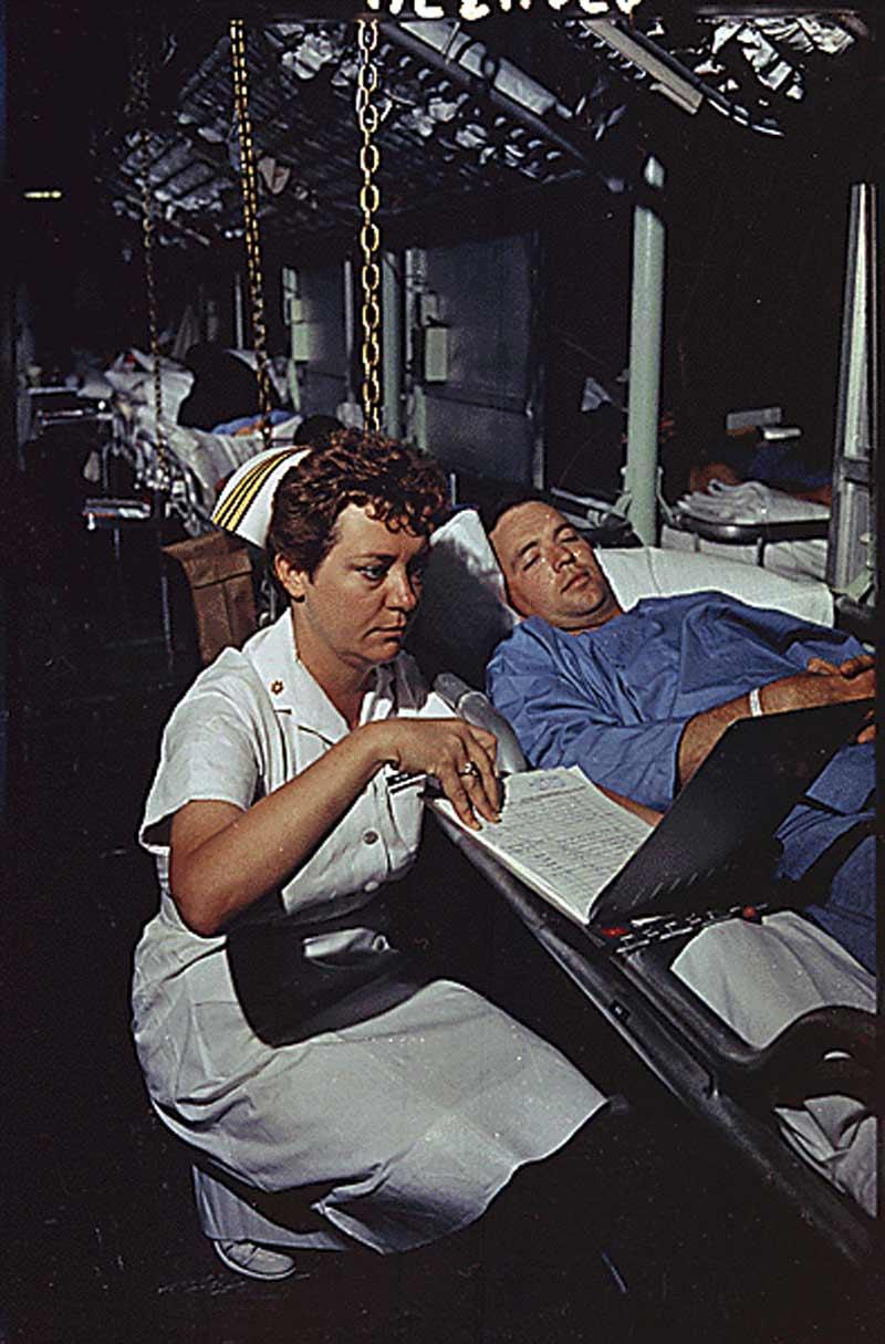 Vietnam War Nurses