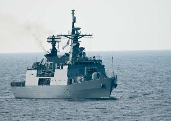 Bangladesh Navy Ship Bangabandhu (F-25)