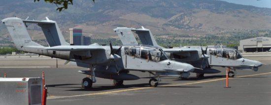 Combat Dragon II OV-10G+