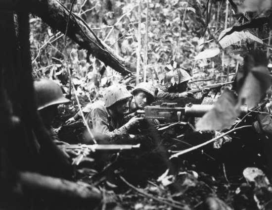 Marines Cape Gloucester Operation Cartwheel