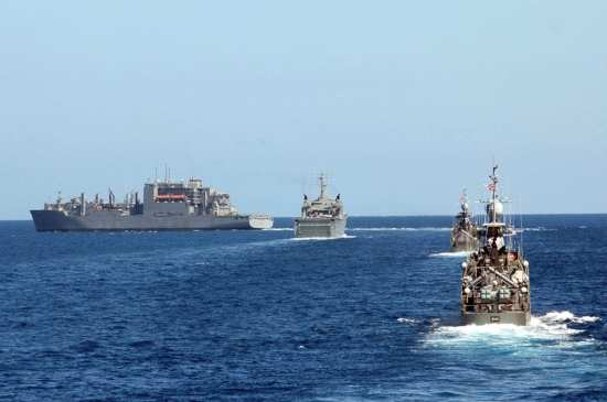 Cooperation Afloat Readiness and Training (CARAT)
