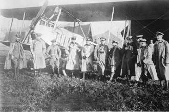 German World War I Aviators