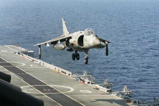 Sea Harrier FRS.51 LUSH