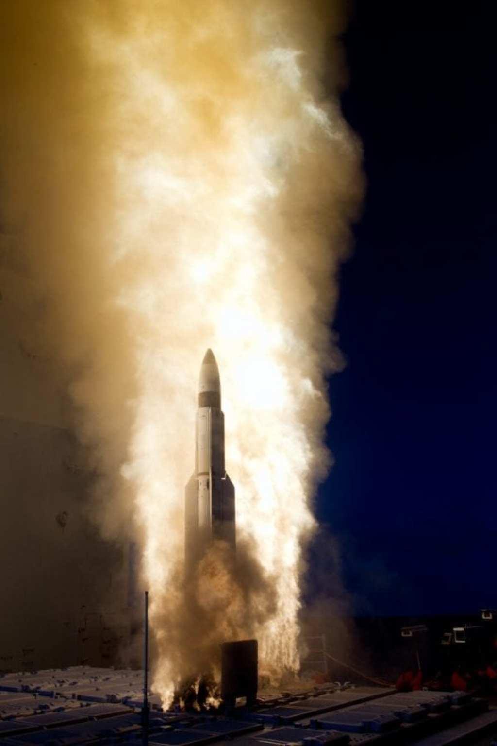 tandard Missile – 3 (SM-3) Block 1B