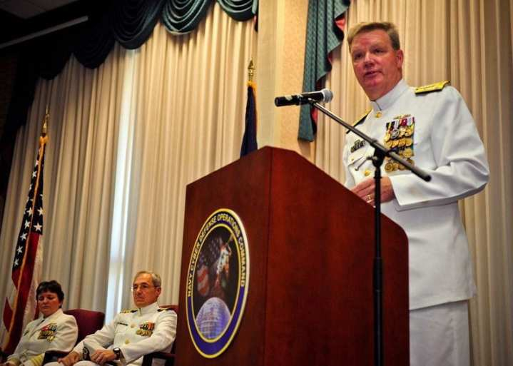 Vice Adm. Barry McCullough