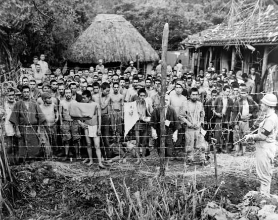 Japanese POWs