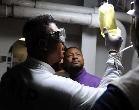Navy Biofuel