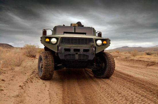 Ultra Light Vehicle (ULV)