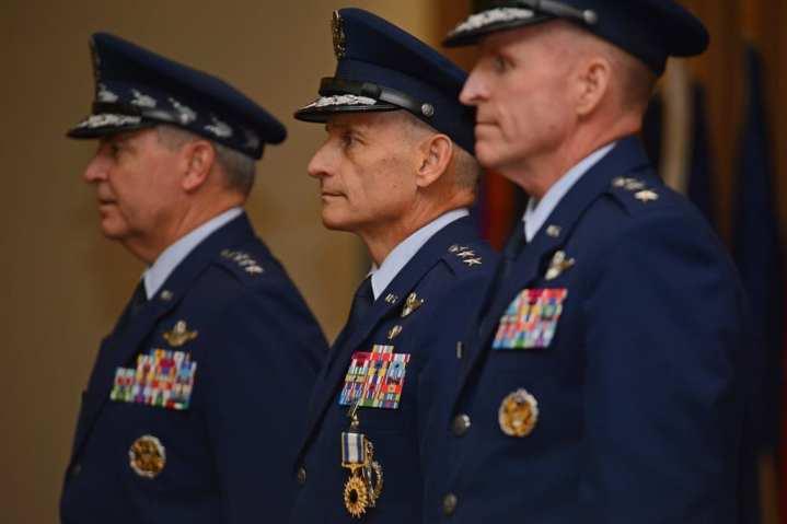 Lt. Gen. Stephen Wilson