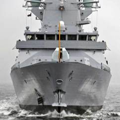 Mobile Home Wiring Diagram 7 Pin Trailer Hms Duncan Is The Sixth, And Last, Type 45 Destroyer | Defense Media Network