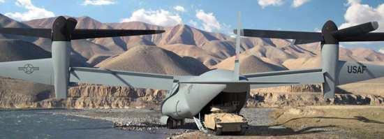Karem Aircraft Company JMR