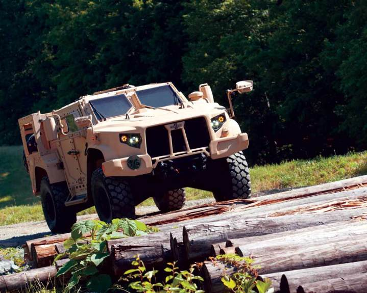 Oshkosh Defense Jltv >> The Joint Light Tactical Vehicle Jltv Program Battles