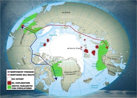 ice extent