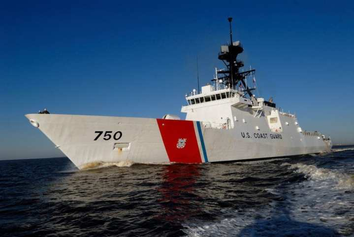 Coast Guard Cutter Bertholf
