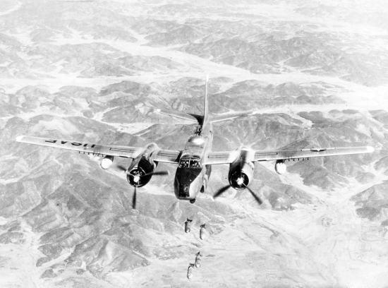 B-26- Invader