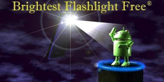 Brightest Flashlight Free