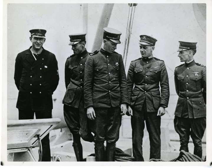 NC-4 Crew