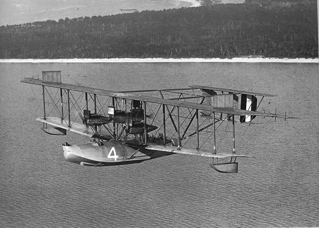 Navy-Curtiss NC-4