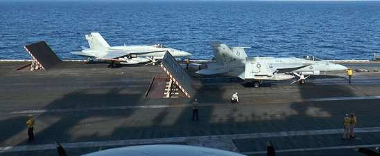 Boeing Super Hornet Stories from the Deck Episode 1 | Video