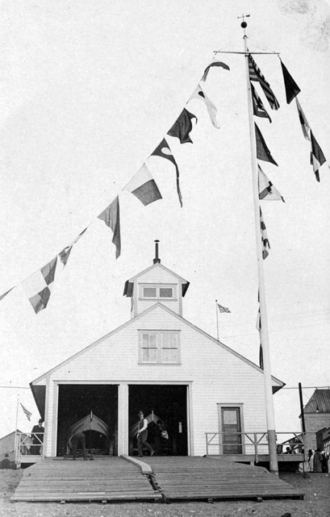 Nome Alaska Lifesaving Station