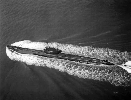 USS Seawolf (SSN 575)