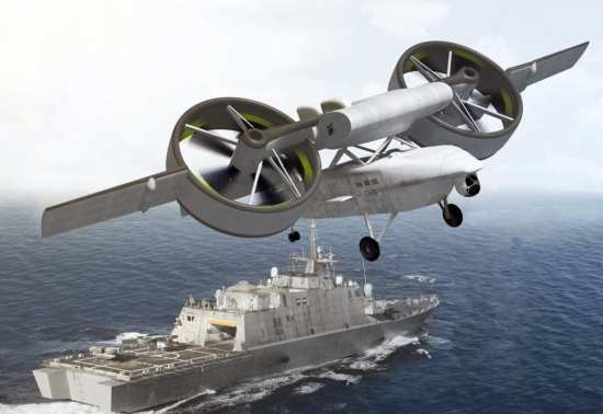 Aerial Reconfigurable Embedded System (ARES),