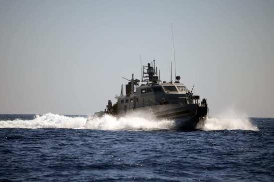 Coastal Command Patrol Boat