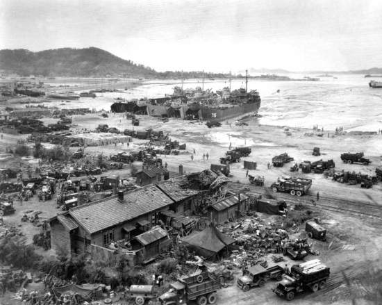 Invasion of Inchon