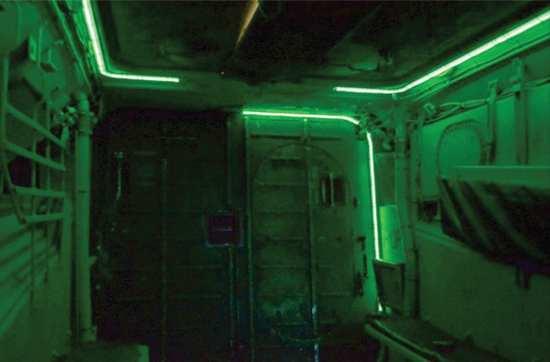 Emergency Egress Lighting System