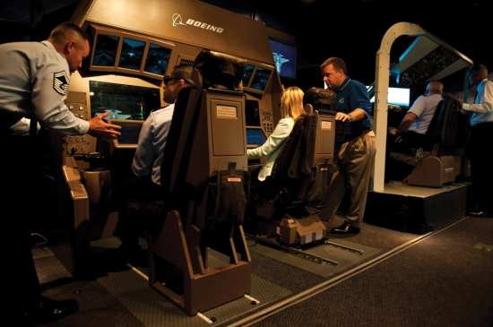 KC-46 Simulator