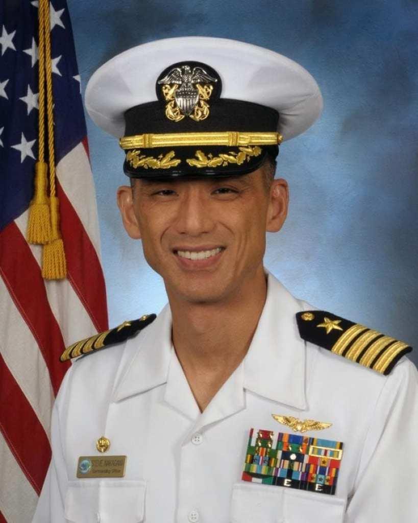 Capt. Steven D. Nakagawa,