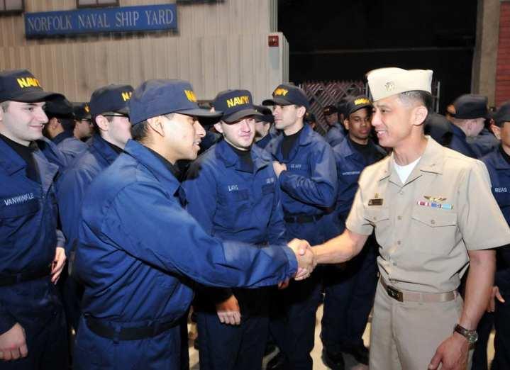 Capt. Steven D. Nakagawa