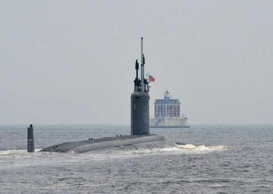 USS Missouri (SSN 780)