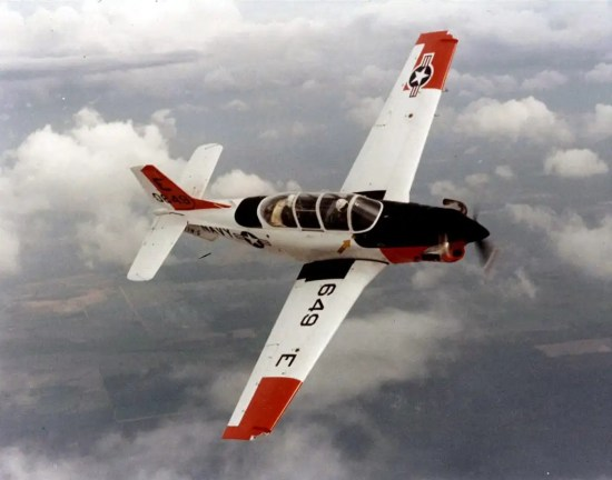 T-34C Turbo Mentor