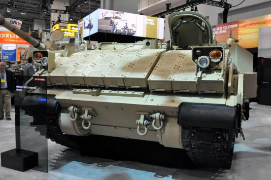 Armored Multi-Purpose Vehicle (AMPV)