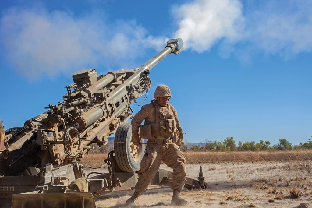 PM Towed Artillery Systems  Defense Media Network