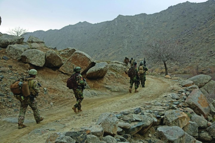 Clearance of Mirza Kalay